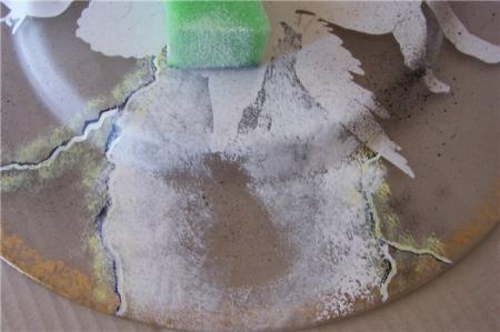 Как сделать мраморную пластику
