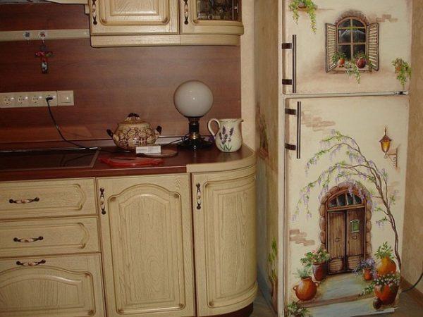 Украшаем кухню своими руками в стиле прованс