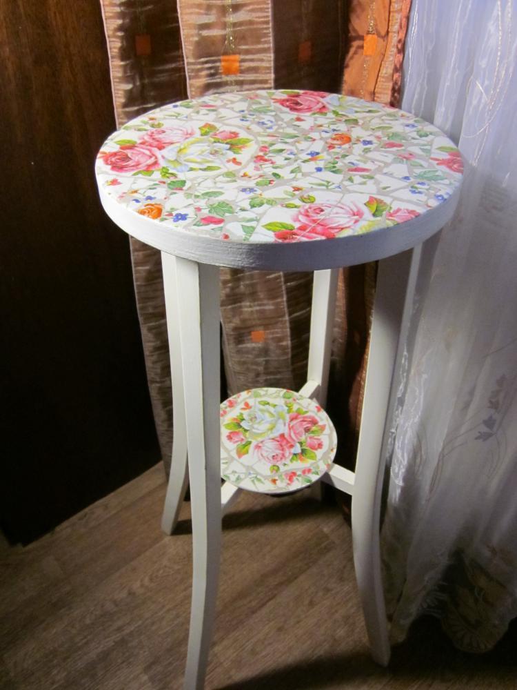 Подставки и столики для цветов