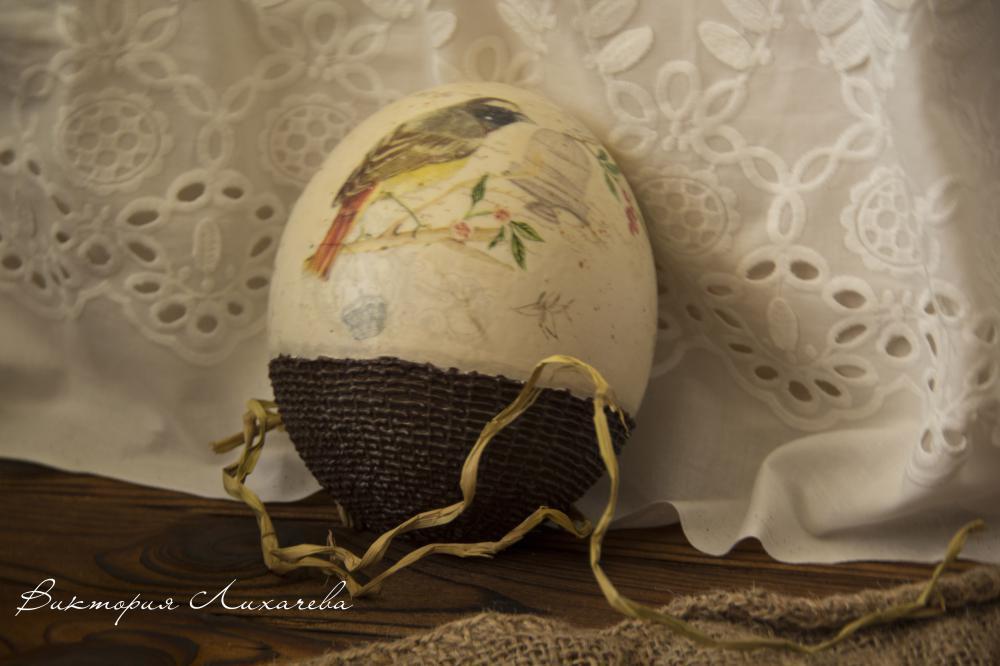 яйцо страуса рецепты приготовления