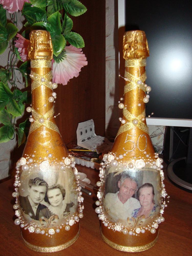 Сувениры на золотую свадьбу своими руками 83