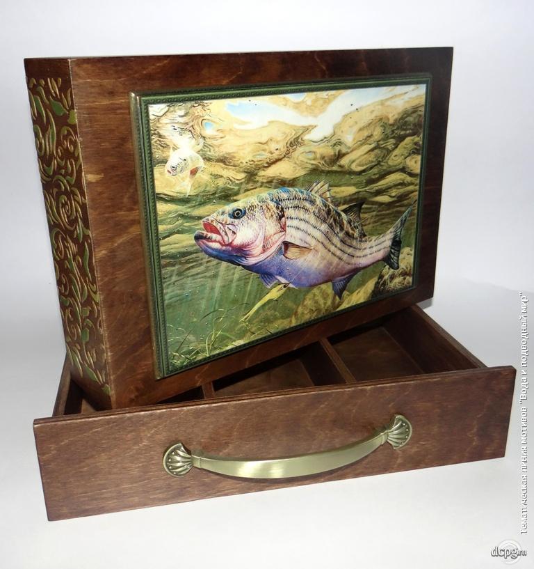 Подарок для заядлого рыбака 37