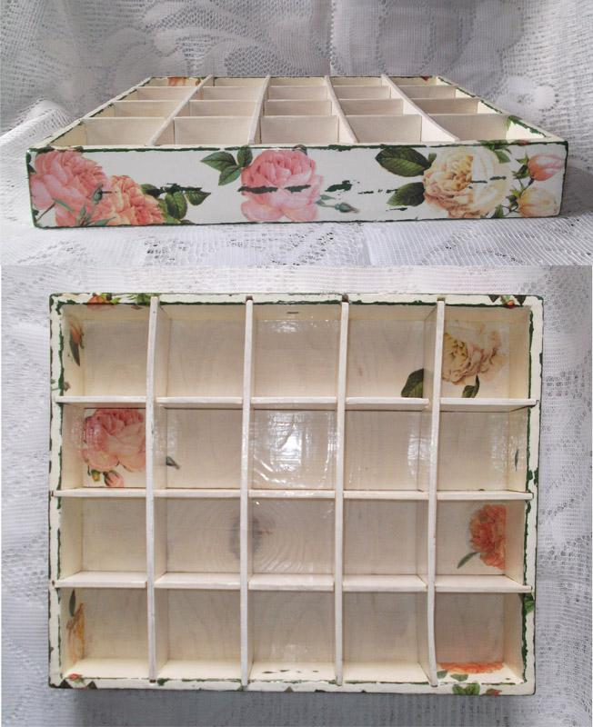 Сделать красивую коробку для мелочей своими руками