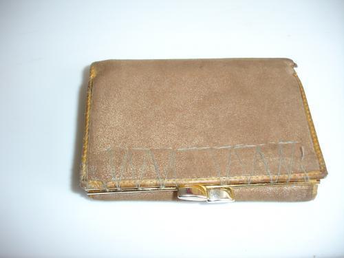 Как сделать старый кошелек в новый